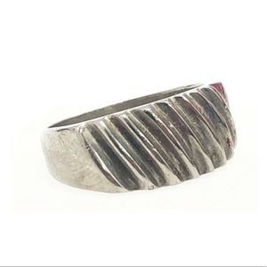 Vintage sterling silver Mexico Ring size 6